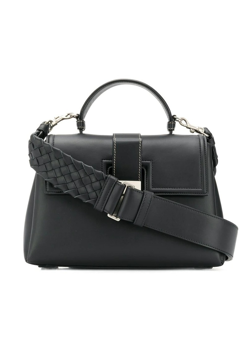 Bottega Veneta Intrecciato strap shoulder bag