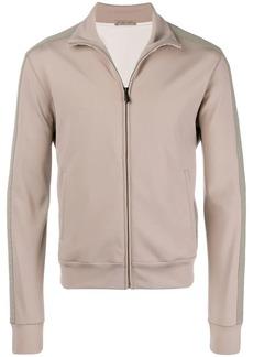 Bottega Veneta zip-front track jacket