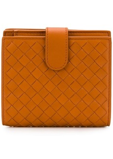 Bottega Veneta intrecciato wallet