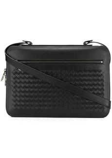 Bottega Veneta intrecciato weave briefcase