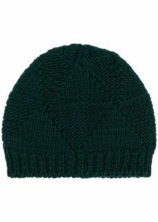 Bottega Veneta knitted wool beanie hat