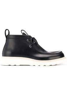 Bottega Veneta lace-up ankle boots