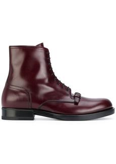 Bottega Veneta lace-up boots