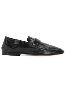 Bottega Veneta Leather College Loafers