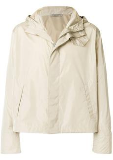 Bottega Veneta lightweight hooded jacket