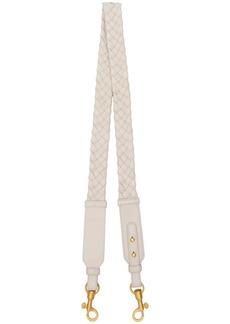 Bottega Veneta long bag strap