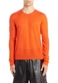Men's Bottega Veneta Cashmere Crewneck Sweater