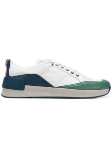 Bottega Veneta multicolour calf bianco fabric BV grand sneaker