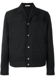 Bottega Veneta nero cotton jacket