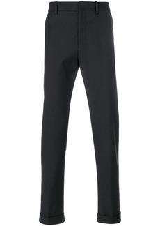 Bottega Veneta nero cotton pant