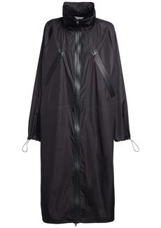 Bottega Veneta Nylon Parka Coat