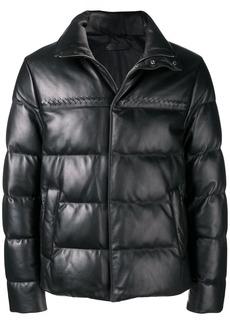 Bottega Veneta padded short jacket