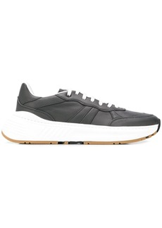 Bottega Veneta panelled sneakers