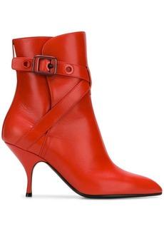 Bottega Veneta pointed ankle boots