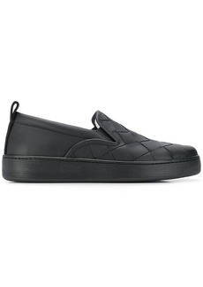 Bottega Veneta quilted slip-on sneakers