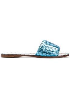 Bottega Veneta Ravello Intrecciato sandals