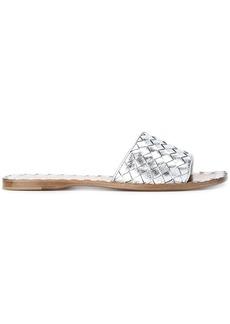 Bottega Veneta 'Ravello' Intrecciato sandals