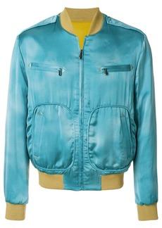 Bottega Veneta reversible bomber jacket