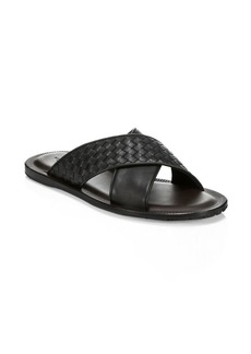 Bottega Veneta Sapa Criss Cross Sandals
