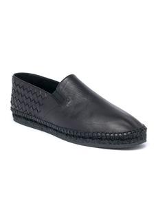 Bottega Veneta Sardana Intrecciato Leather Espadrilles