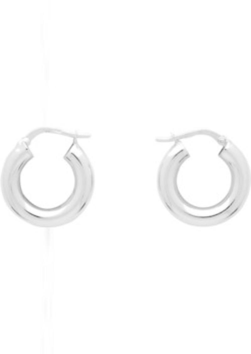 Bottega Veneta Silver Sterling Earrings