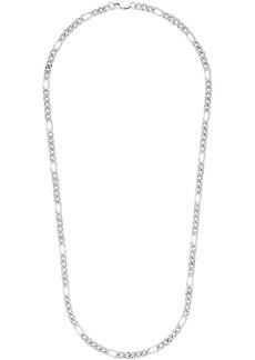 Bottega Veneta Silver Sterling Necklace