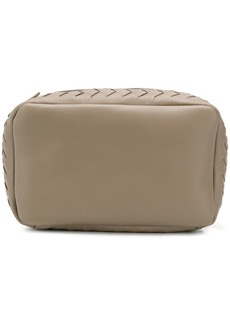 Bottega Veneta small makeup bag
