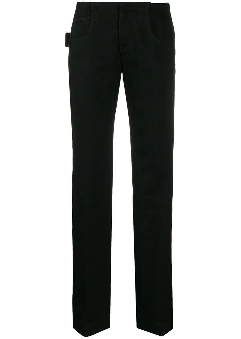 Bottega Veneta straight-leg trousers