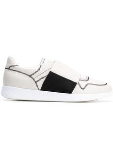 Bottega Veneta strap slip on sneakers