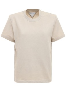 Bottega Veneta Sunrise Light Cotton T-shirt