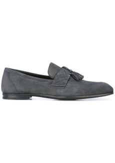 Bottega Veneta tassel detail slippers