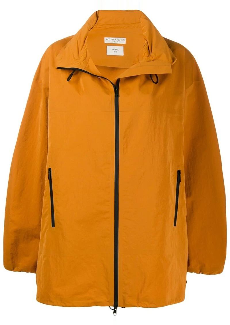 Bottega Veneta tech coat