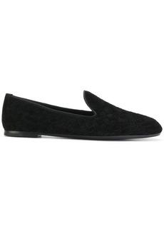 Bottega Veneta textured loafers