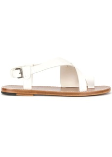 Bottega Veneta toe ring sandals