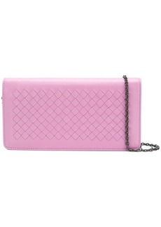 Bottega Veneta twilight Intrecciato nappa continental wallet