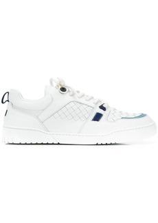 Bottega Veneta woven effect sneakers