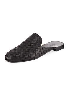 Bottega Veneta Woven Napa Leather  Flat