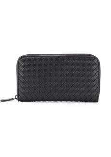 Bottega Veneta woven style wallet
