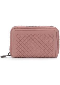 Bottega Veneta zip-around wallet