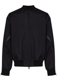 Bottega Veneta zip front bomber jacket