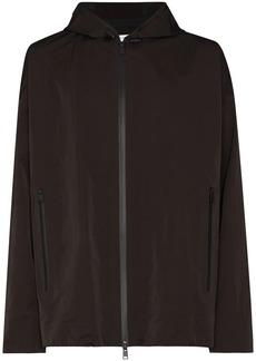 Bottega Veneta zip-front windbreaker jacket