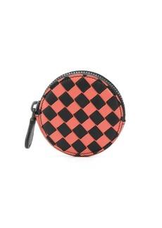 Bottega Veneta zipped woven wallet