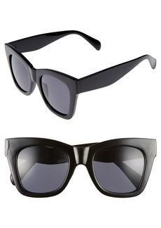 BP. 47mm Cat Eye Sunglasses