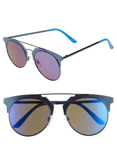 BP. 47mm Two-Tone Sunglasses