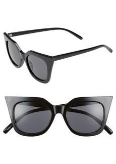 BP. 48mm Cat Eye Sunglasses