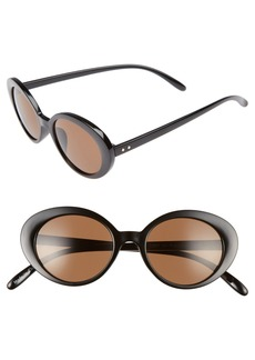 BP. 48mm Oval Cat Eye Sunglasses