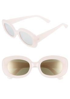 BP. 48mm Small Square Sunglasses