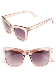 BP. 48mm Square Sunglasses