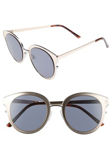 BP. 50mm Round Lens Sunglasses