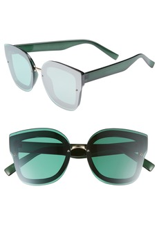 BP. 50mm Squared-Off Sunglasses
